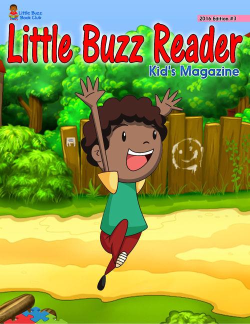 Little Buzz Reader Ed 3