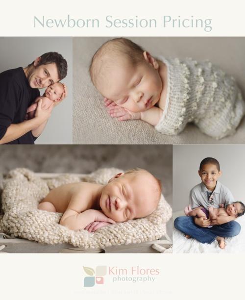 Newborn Pricing 2013
