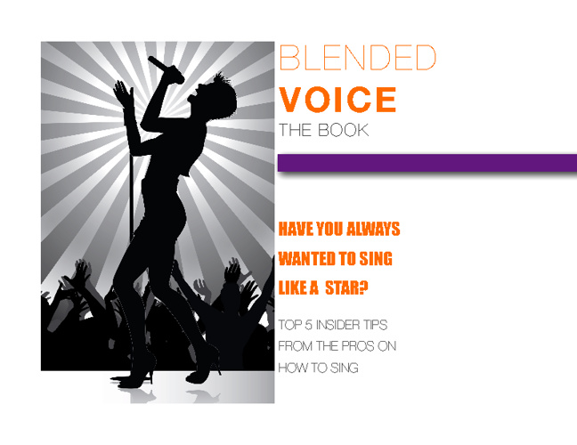 Blended Voice Ebook