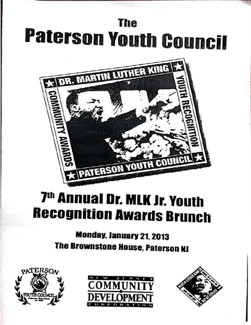 MLK Youth Recognition Awards