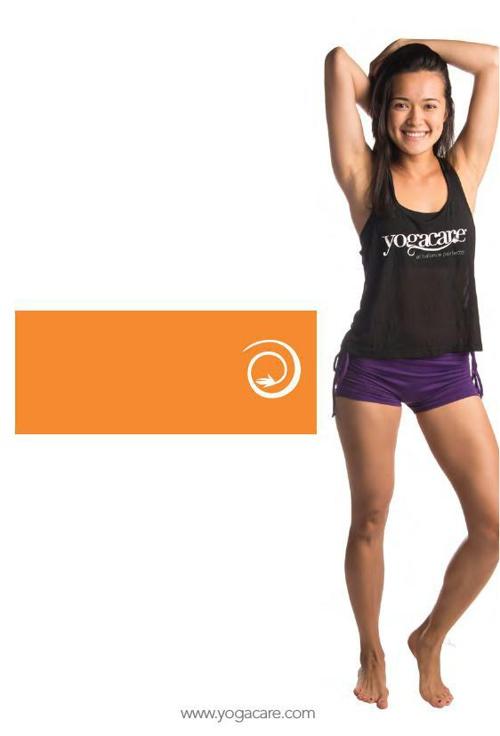YogaCare Catálogo