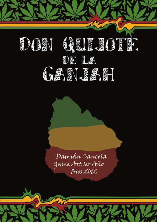 Don Quijote de la Ganjah