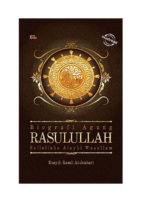 Biografi Agung Rasulullah SAW