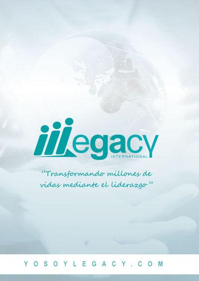 PLAN DE ACCIÓN OFICIAL - LEGACY INTERNATIONAL