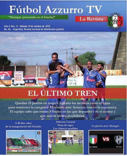 Revista Italiano Octubre2015Nro11