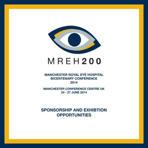 MREH200 Exhibition and Sponsorship