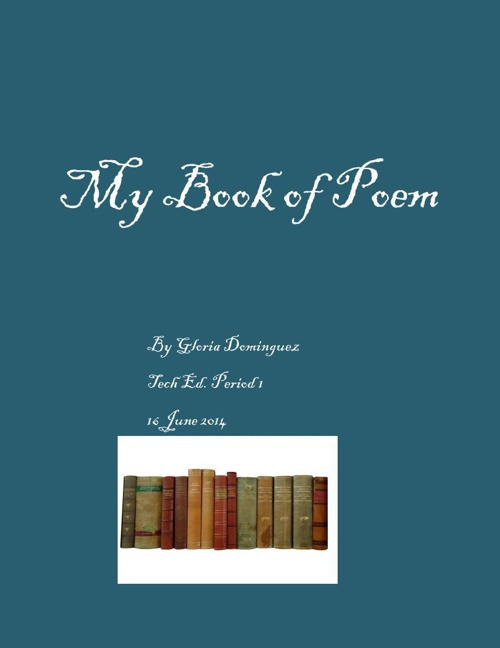 My Book of Poem
