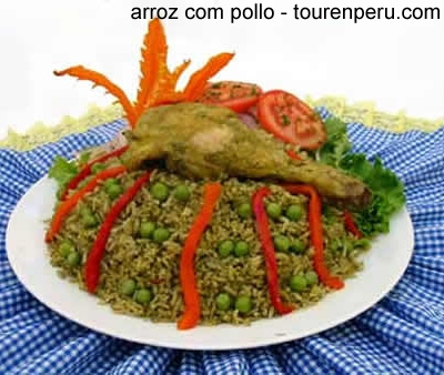 Gastronomia del Perú