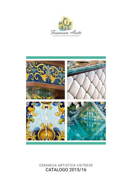 Catalogo Ceramica Francesco ceto