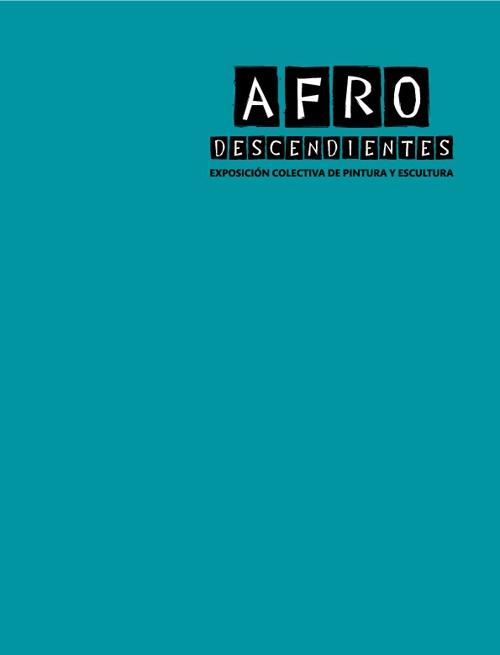 Catalogo Afrodescendientes