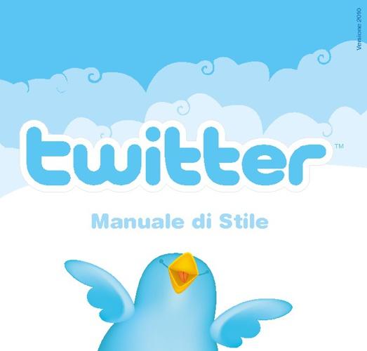 Twitter brandbook