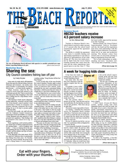 The Beach Reporter   7-17-14
