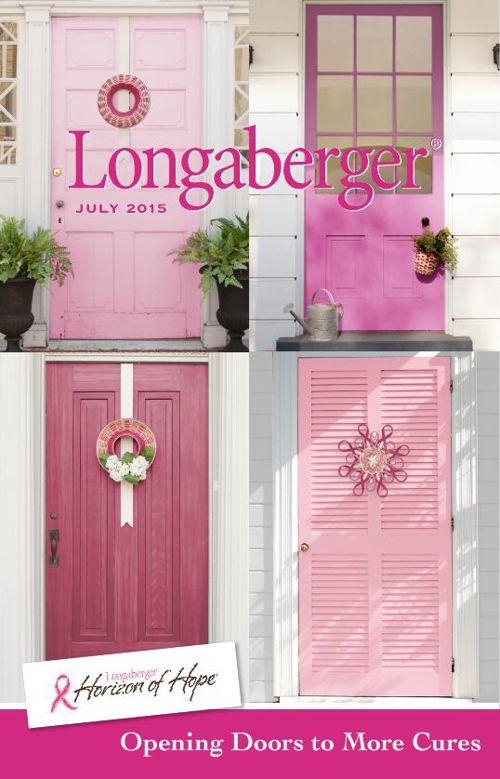 Longaberger July Flyer