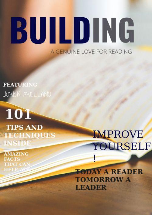 GENUINE LOVE FOR READING