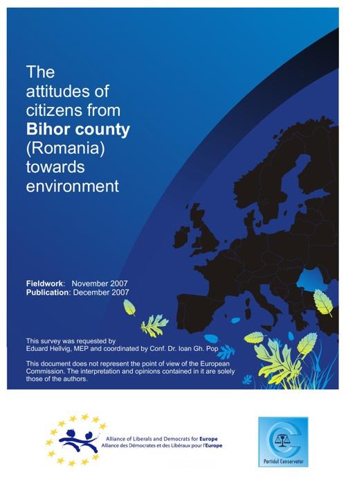 Attitudes Towards Environment