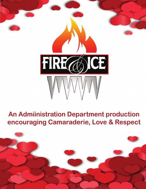 fire and ice - 13 February 2015