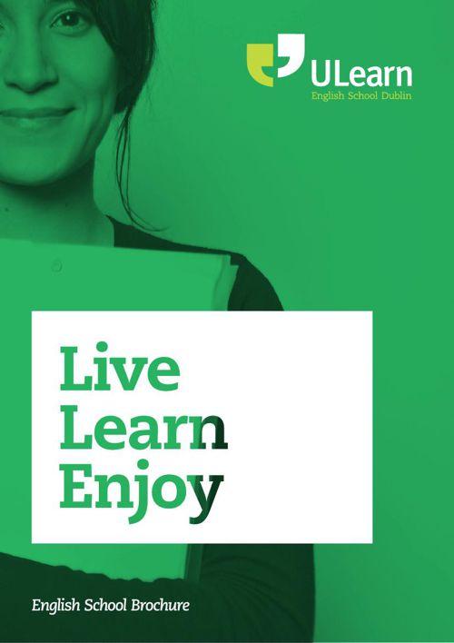 ULearn English School Dublin Brochure