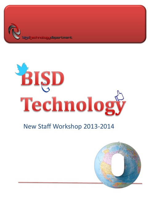 BISD New Teacher Workshop