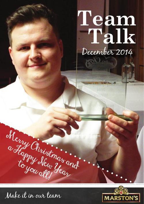 Team Talk - December 2014