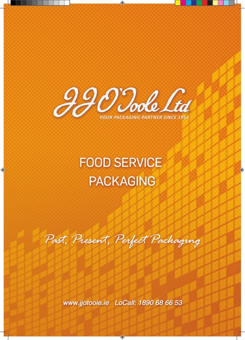 Food Service Catalogue