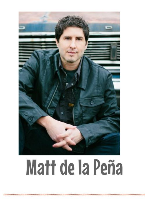 Matt Booktalk