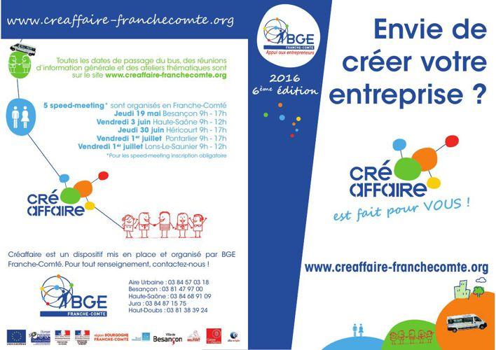 Créaffaire Besançon