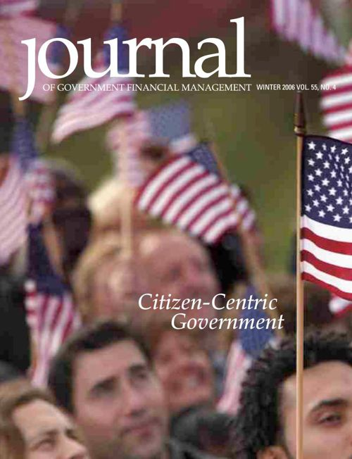 Winter 2006 Journal of Government Financial Management