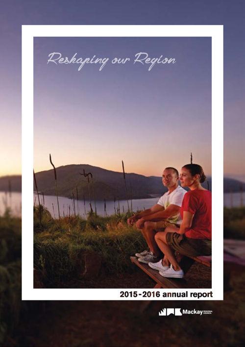 MAckay Regional Council Annual Report 2015-16