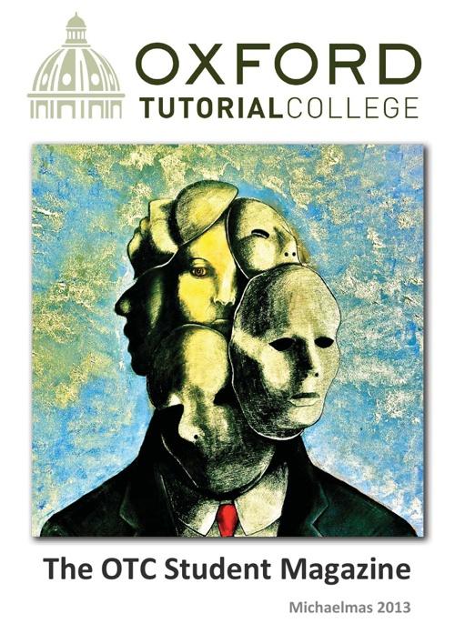 Oxford Tutorial College OTC Student magazine