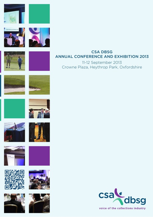 CSA DBSG Annual Conference and Exhibition 2013