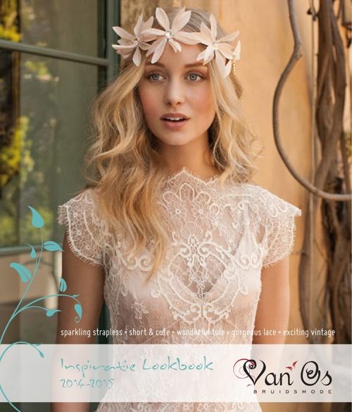 Inspiratie Lookbook trouwjurken - bruidsmode 2014