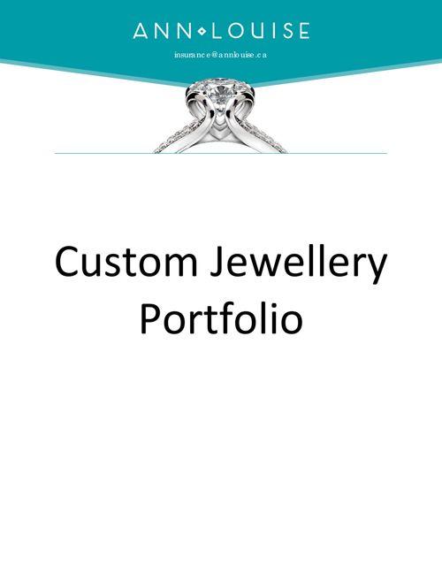 Custom Make Portfolio