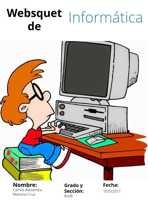 Websquet de Informatica