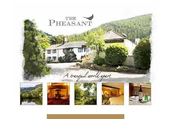 The Pheasant, Cumbria