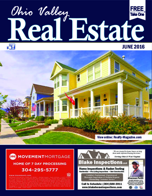 Ohio Valley Real Estate - June 2016