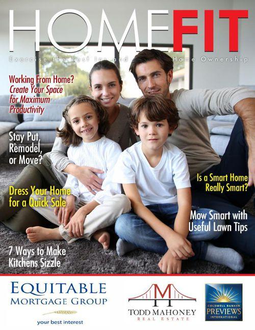 HomeFit Issue 5 Todd Mahoney