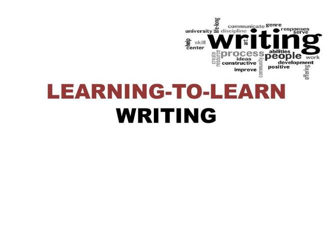 O-R-E-O WRITING