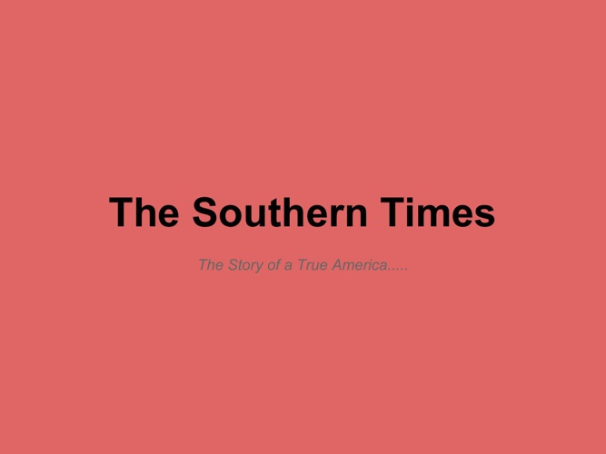 The Southern Times