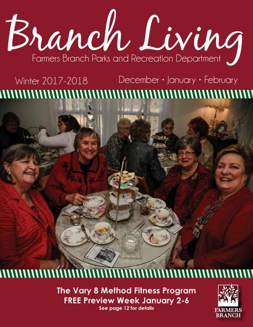 Branch Living - Winter 2017-2018