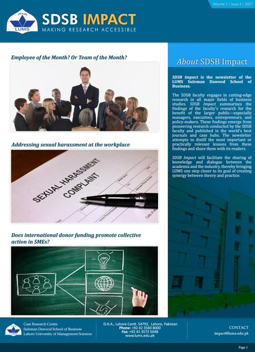 SDSB Impact Volume_1_-_issue_2_2017