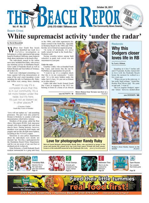 The Beach Reporter | October 26, 2017