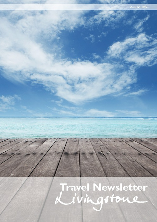 Travel Newsletter Autumn 2012
