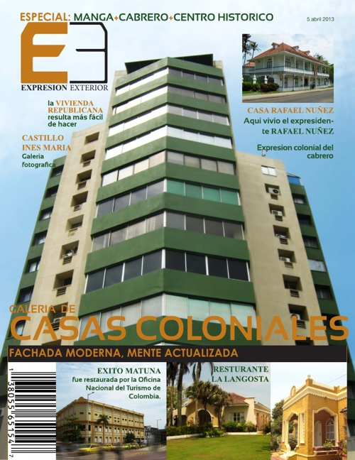 revista EE By Emanuel Lazaro