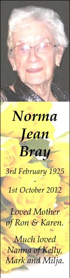 Copy of Copy of Norma Bray yellow roses on front iris on back