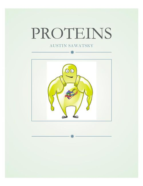 Proteins book