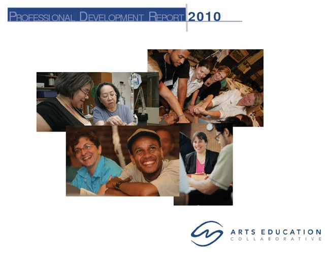 Professional Development Report from AEC