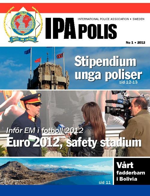 IPA polis nr 1 - 2012