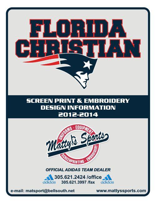 Florida Christian School Design Catalog