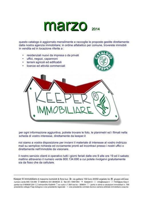 catalogo Marzo 2014 by Keeper