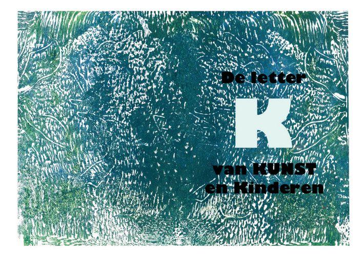 het eerste boekje van de letter K